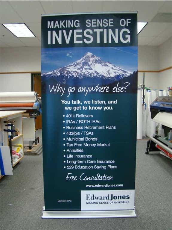 Banners Vancouver WA