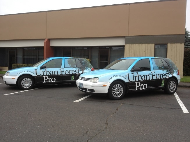 Vehicle wraps Vancouver WA