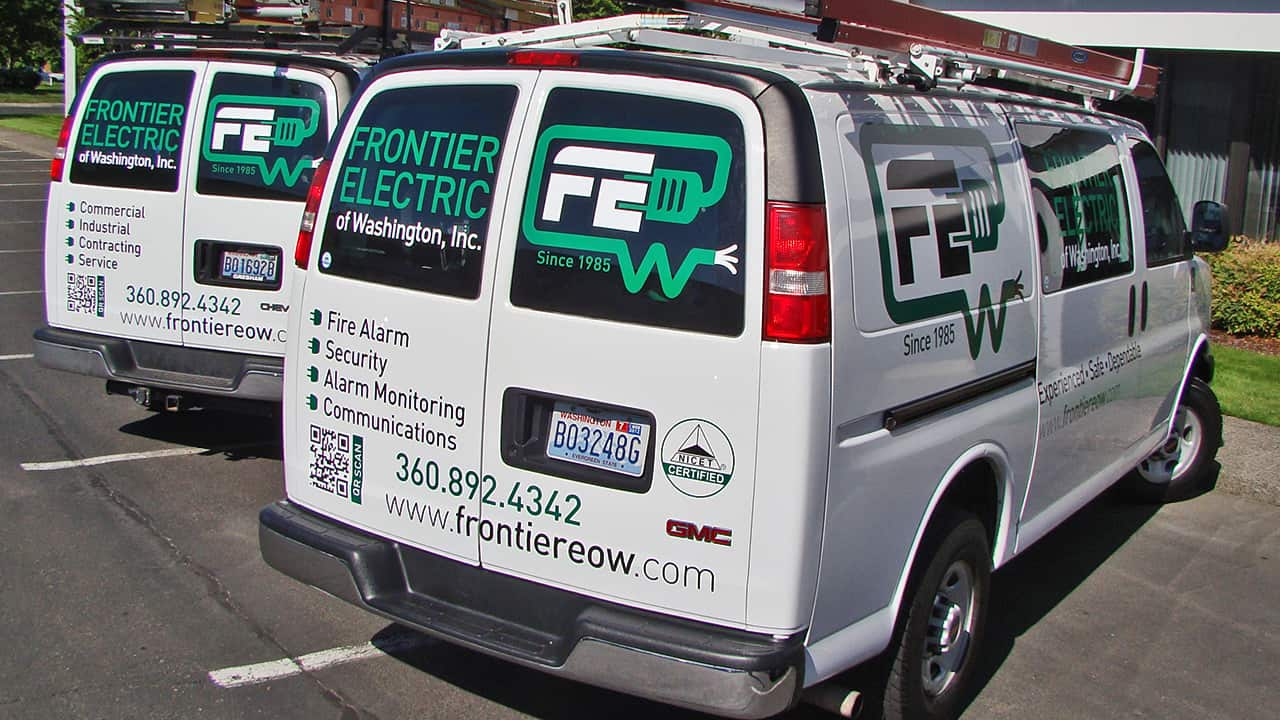 Fleet Graphics Vancouver WA
