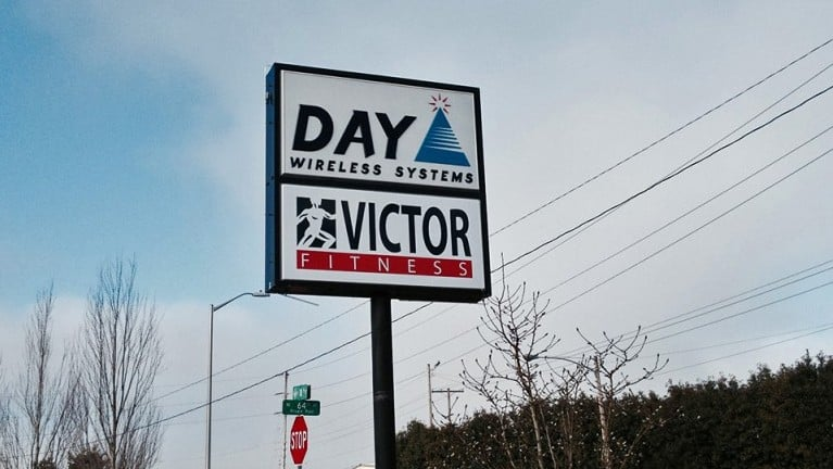 victor lightbox finished