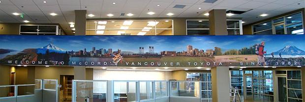 custom wall murals vancouver wa