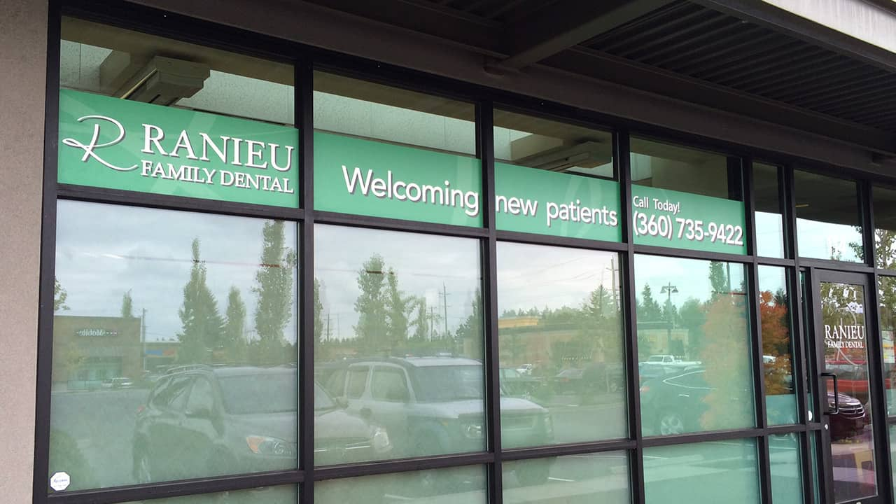 Window Graphics Vancouver Wa Nw Sign Solutions